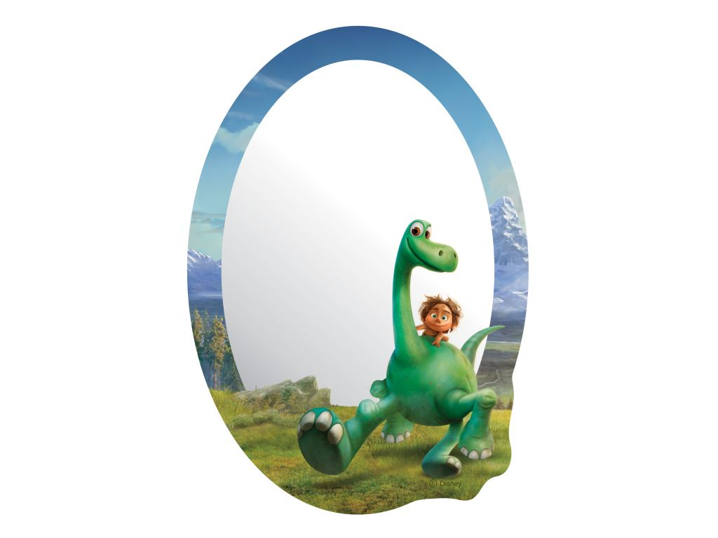 Zrcadlo Disney Good Dinosaur 15 x 21,5 cm